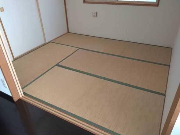 畳、縁なし、カラー畳