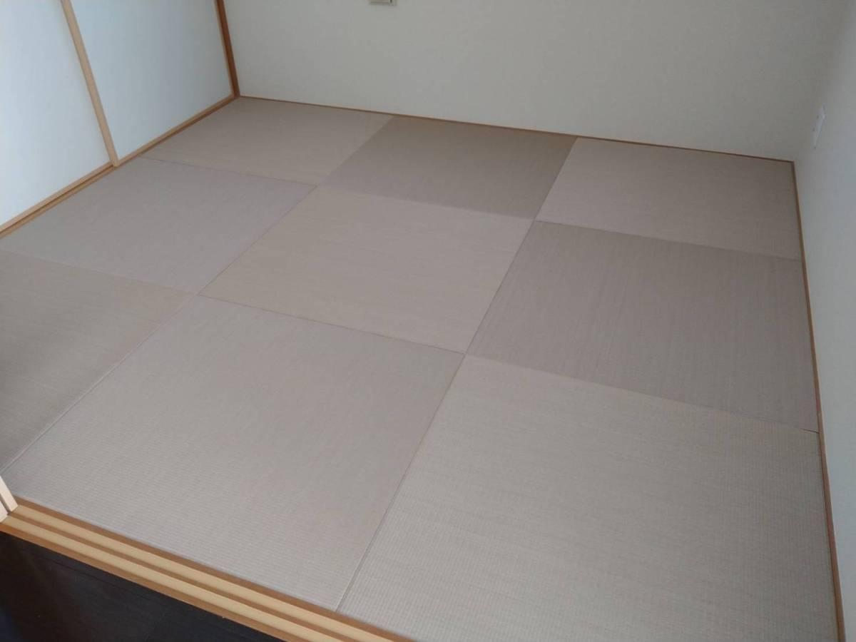 畳、縁なし、カラー表